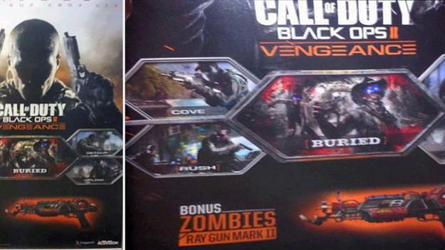 Создатели Call of Duty: White Ops 2 готовят игрокам 4 свежие карты и 1 обновленный уровень для зомби режима