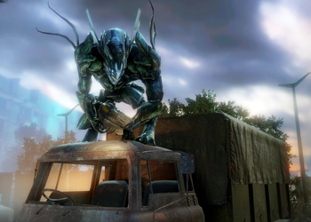 Снимок экрана Alienation