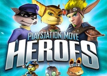 Бокс-арт PlayStation Move Heroes