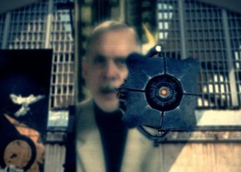 Кадр из любительского фильма