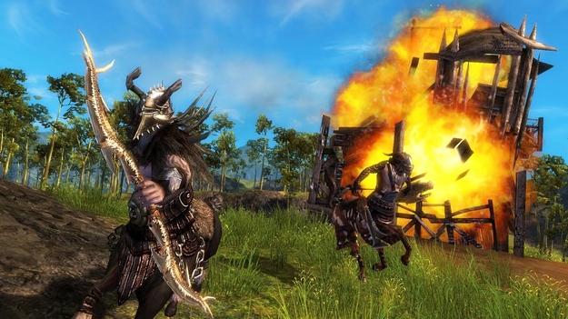 Создатели Guild Wars 2 рассказали, как измерить успех ММО игр