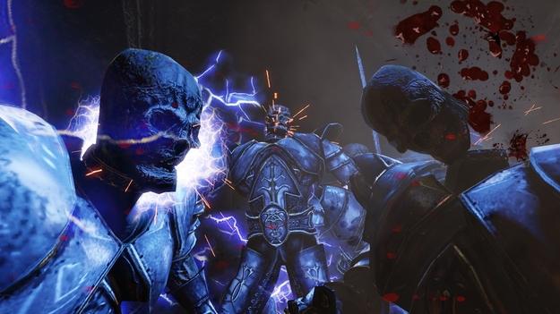 Автомат консольной версии игры Painkiller: Hell & Damnation вынесли