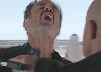 Кадр из телесериала «Лучше звоните Солу»