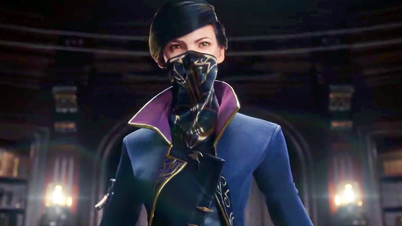 Dishonored 2: Darkness of Tyvia (2016) PC - Скриншот 3