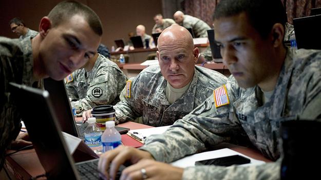 Ну и наглые же,эти пиндосы: Военные хакеры США проникли в командную систему Кремля