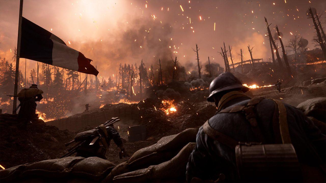 Пользующуюся популярностью игру Battlefield 1 сделают временно бесплатной