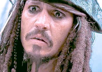 Джонни Депп Пираты Карибского моря 6