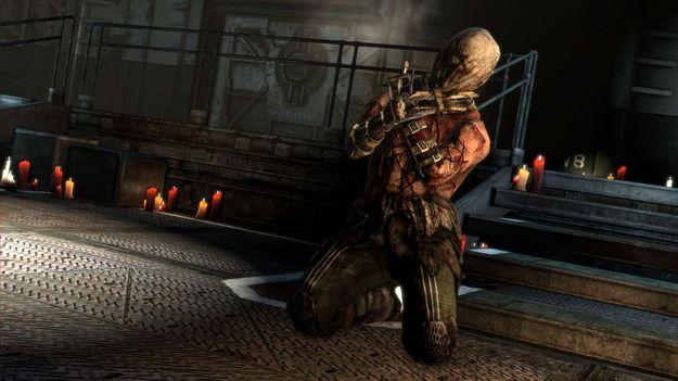 ЕА произвела видеоролик добавления к игре Dead Space 3
