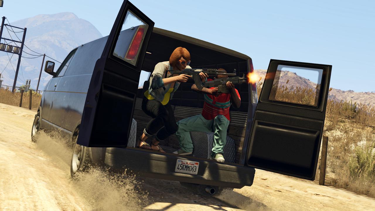 Игроки GTA V смогут грабить банки, магазины и другие заведения в онлайне «совсем скоро»
