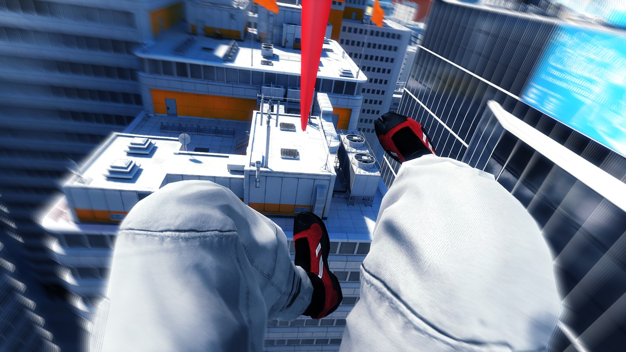 Mirror's Edge: Catalyst / Mirror's Edge 2 (2016) PC - Скриншот 1