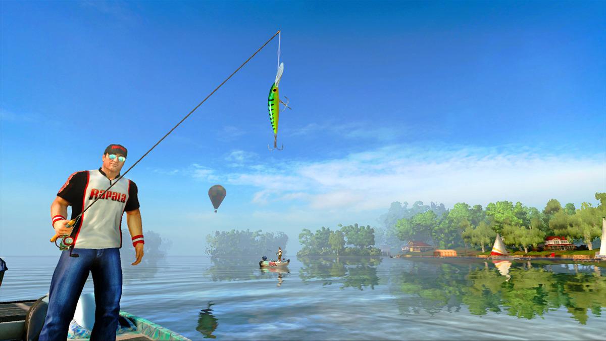 Рыбалка на компе