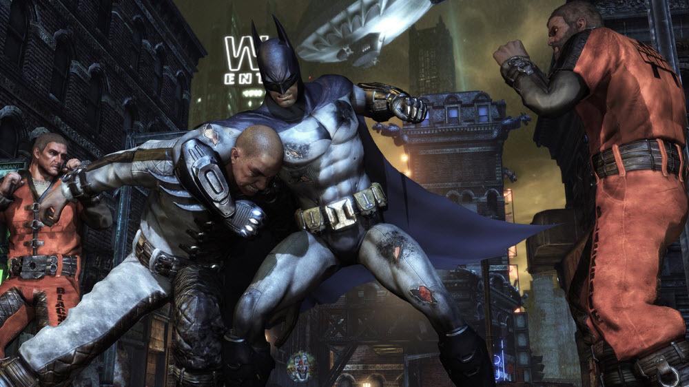Необычную «пасхалку» в игре Batman: Arkham City обнаружили только через три года после релиза