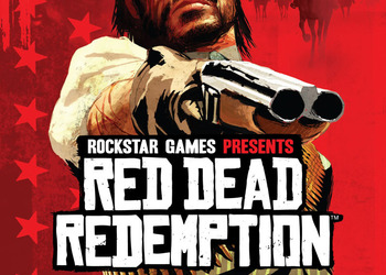 Бокс-арт Red Dead Redemption