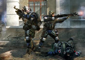 Снимок экрана Warface