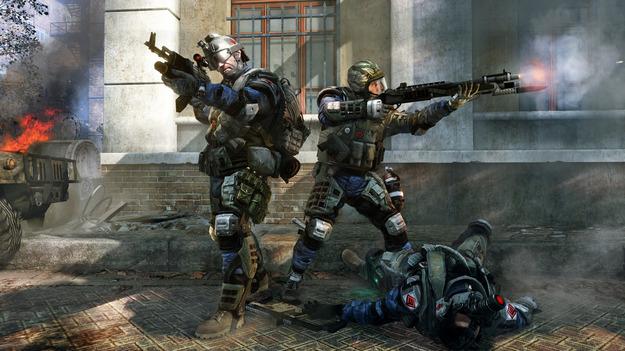 Игра Warface вышла на ступень прикрытого beta-тестирования в Европе и Соединенные Штаты