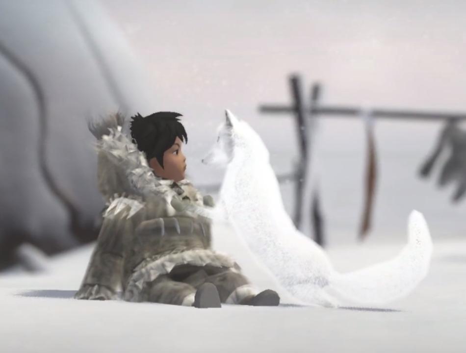 Трейлер релиза игры Never Alone отправит игроков на поиски источника вечной метели