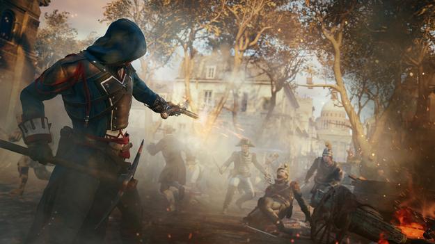 Качество графики игры Assassin's Creed: Unity не ...: assassinscreed.su/stuff/exclusive/kachestvo_grafiki_igry_assassin...