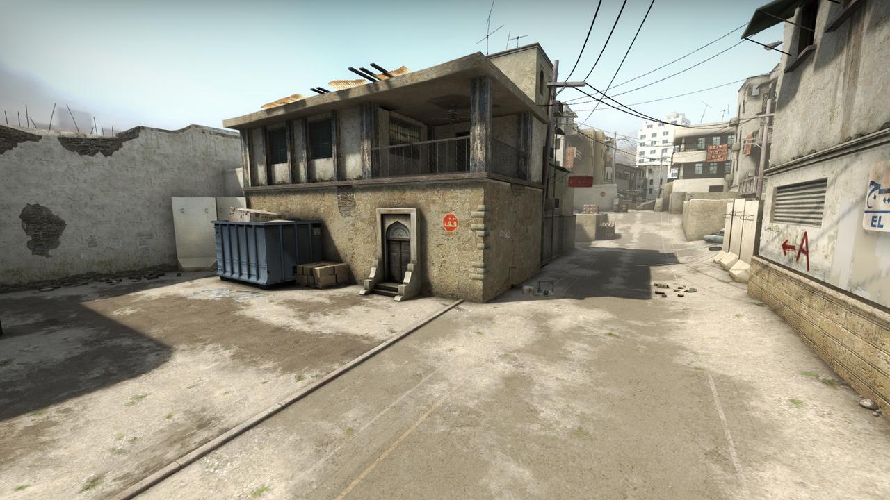 Вследующем обновлении Counter-Strike: Global Offensive поменяется карта Dust2