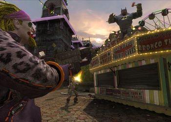 Скриншот Gotham City Impostors