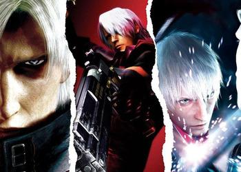 Игры входящие в Devil May Cry HD Collection