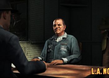 Скриншот LA Noire