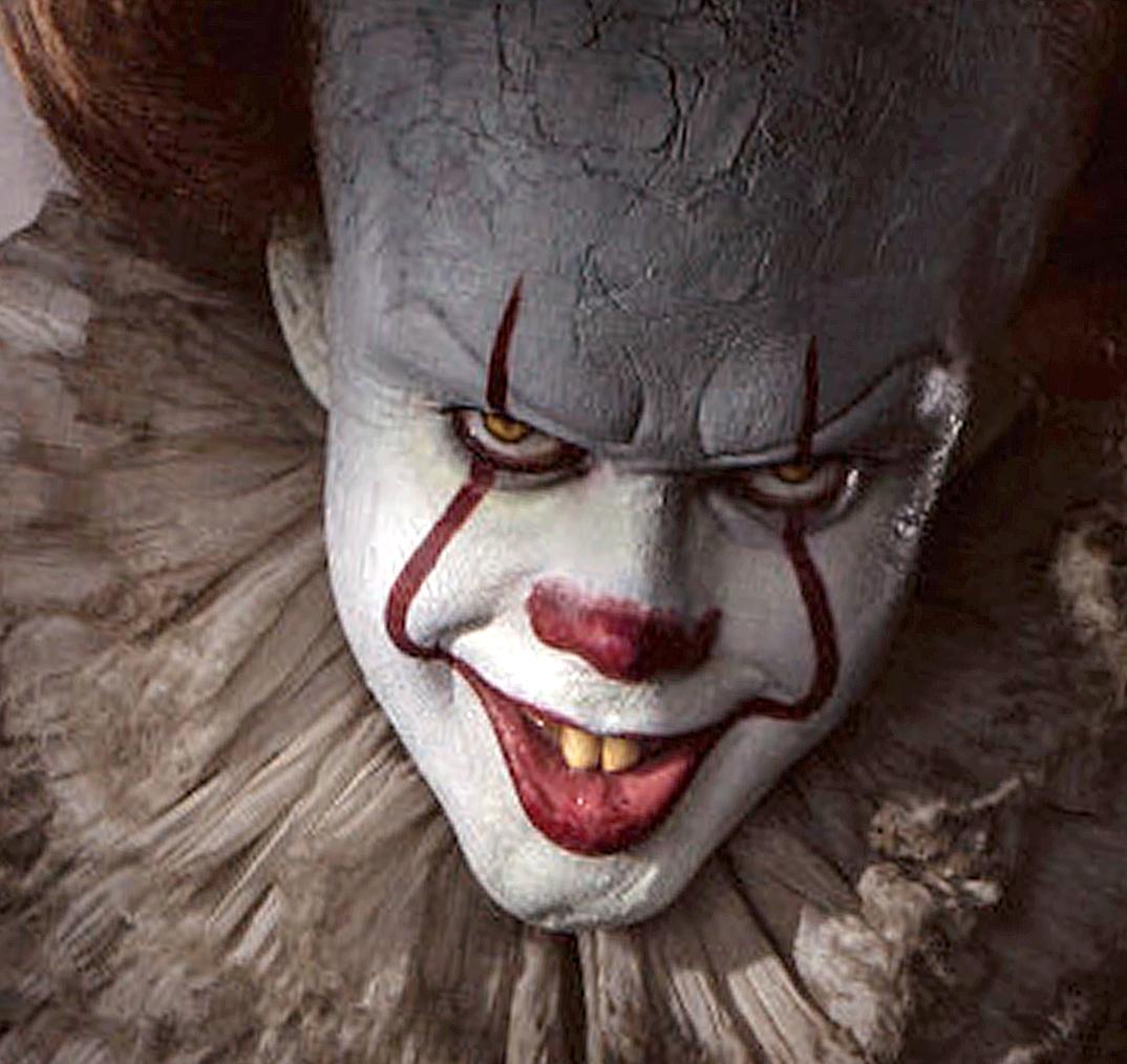 «Клуб неудачников» против клоуна: вышел 1-ый трейлер фильма «Оно»