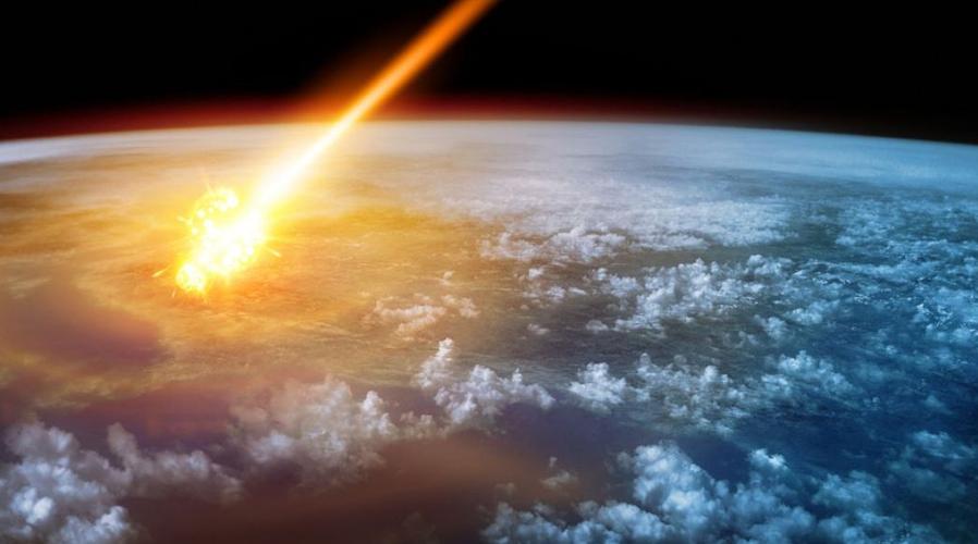 Ученые: При падении астероидов наЗемлю люди погибнут отпорывов ветра