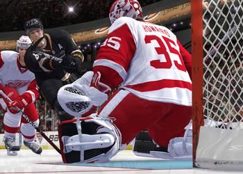 Снимок экрана NHL 15