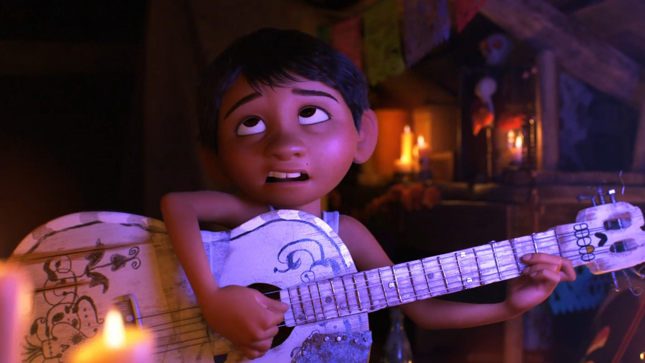 Вышел 1-ый трейлер мультфильма Pixar «Тайна Коко»