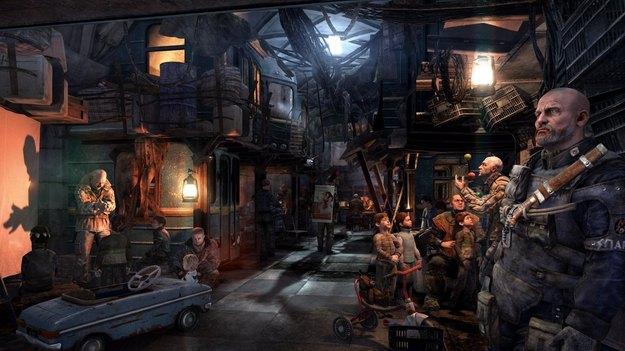 Анонсирована буквальная дата релиза игры Metro: Last Light
