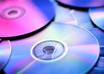 Фото компьютерных дисков