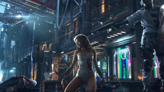 Качество графики Cyberpunk 2077 будет близко к качеству CGI-трелера