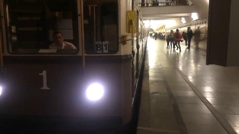 Пассажиры московского метро помогли схватить зацепера