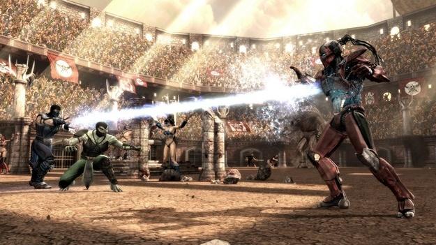 РС модификацию игры Mortal Kombat представили средним портом с консолей