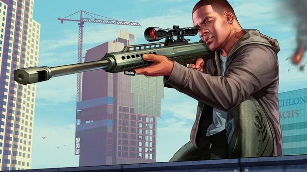 GTA V выйдет на РС в начале 2014