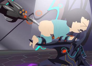 Снимок экрана  South Park: The Stick of Truth