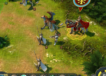 Скриншот Might and Magic Heroes VI