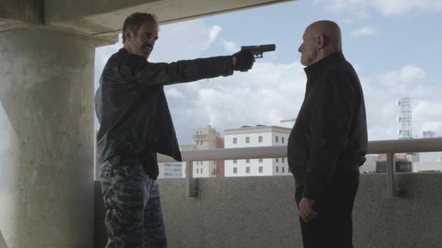 Тревор Филипс и Ваас Черногория повстречались совместно в новой серии шоу «Лучше звоните Солу»
