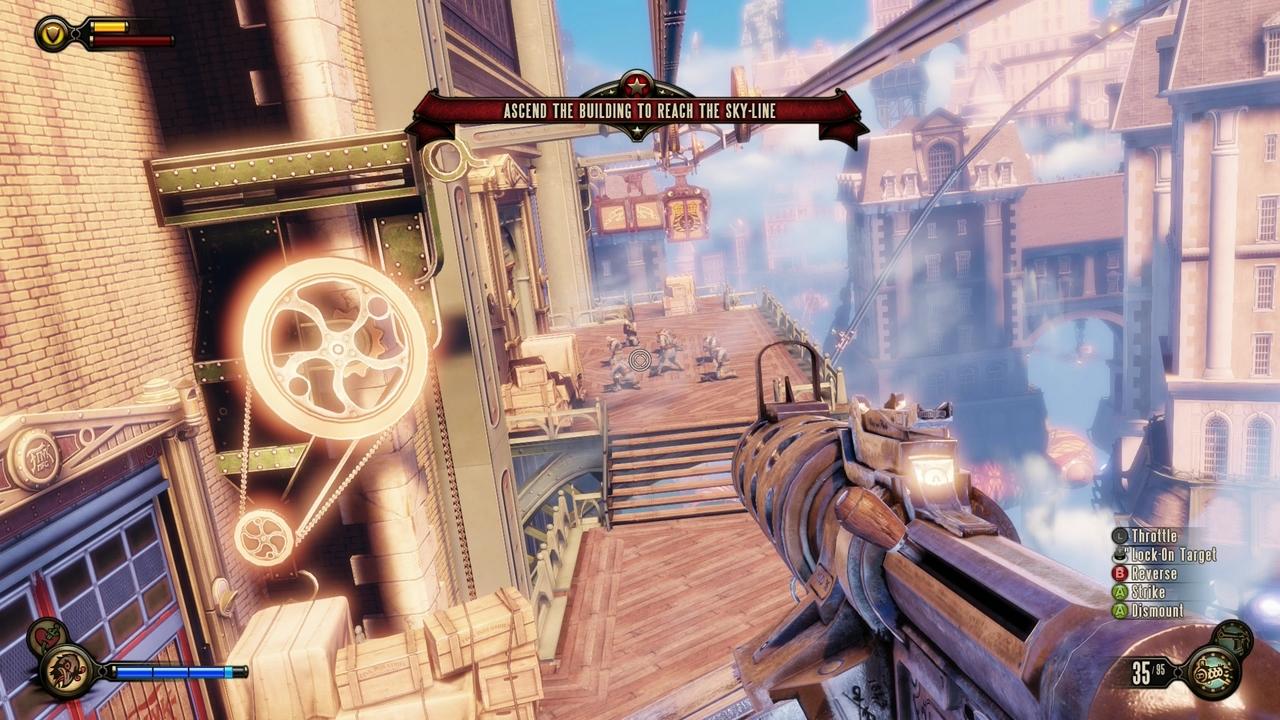 СМИ стало известно о разработке нового BioShock