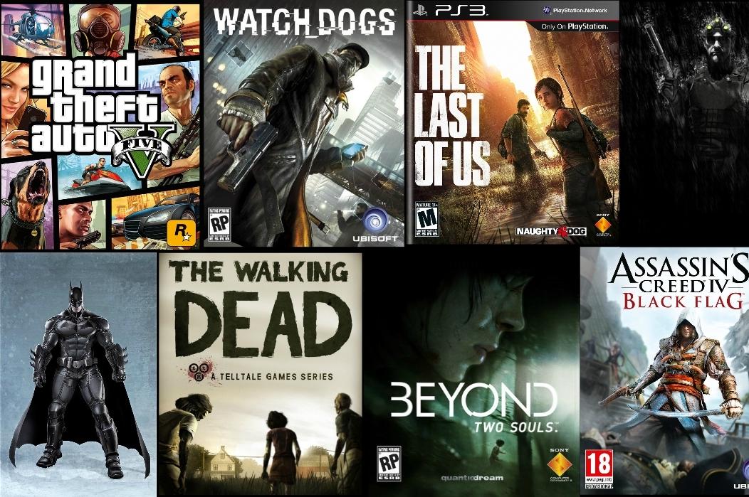 Лучшие Компьютерные Игры 2015 Года Рейтинг