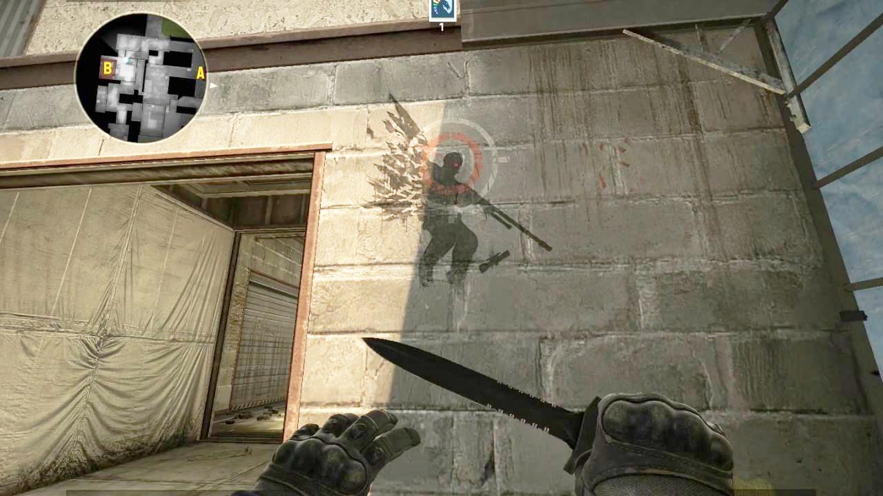 ВCounter-Strike: Global Offensive граффити