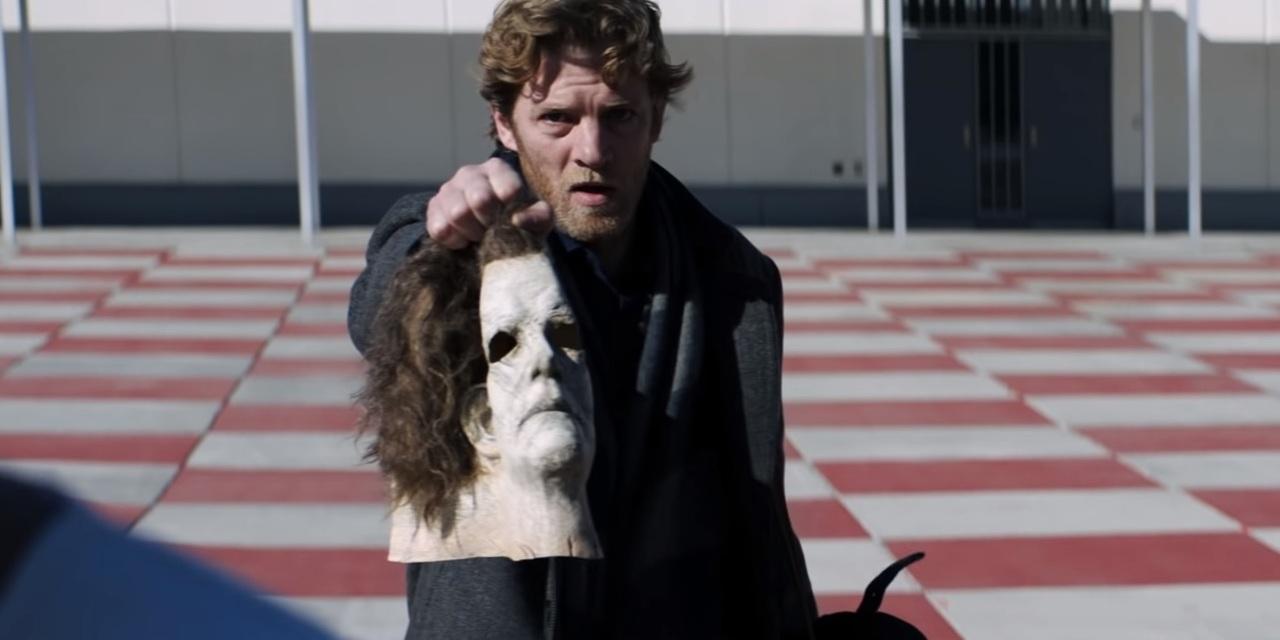 Вышел 1-ый трейлер нового «Хэллоуина»