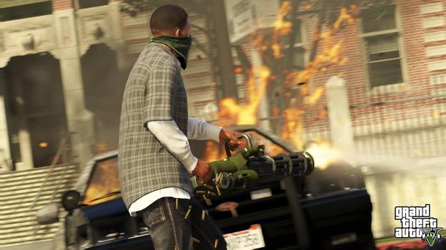Rockstar продемонстрировала 3 истории главных героев игры GTA V
