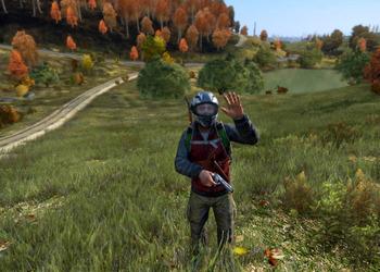 Снимок экрана DayZ