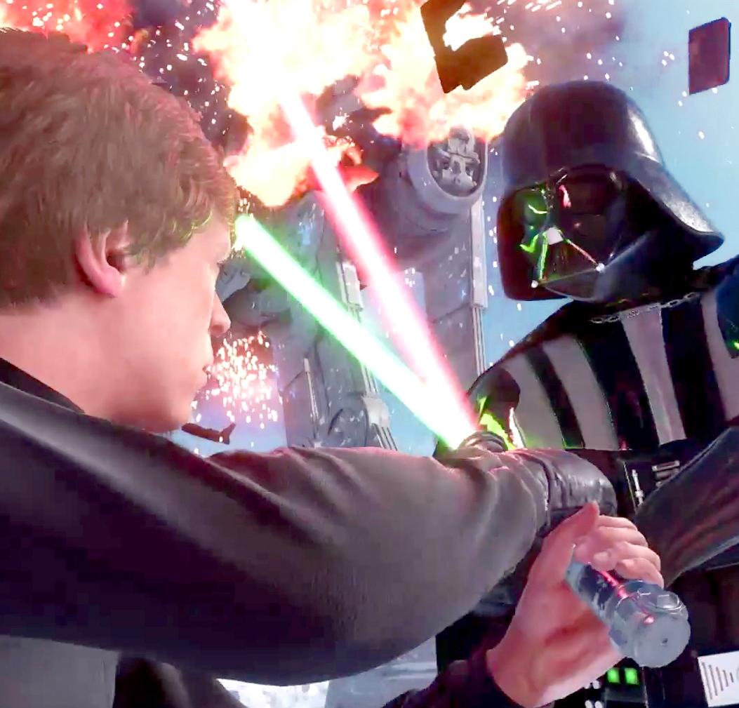 Star Wars: Battlefront лишилась сюжета из-за желанияEA успеть кпремьере фильма