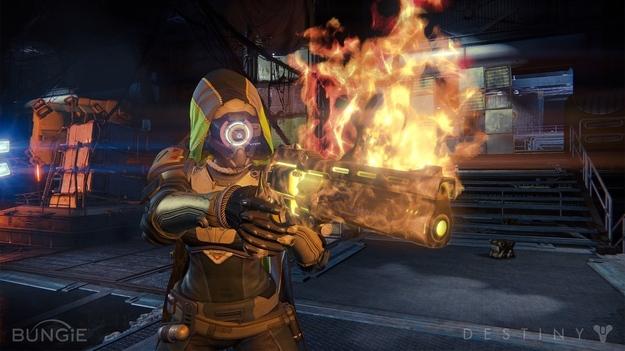 Bungie показала геймплей игры Destiny в новом видео