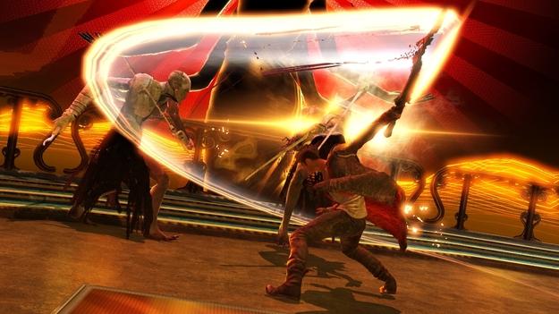 Ninja Theory попыталась улучшить игру DmC для работы на РС