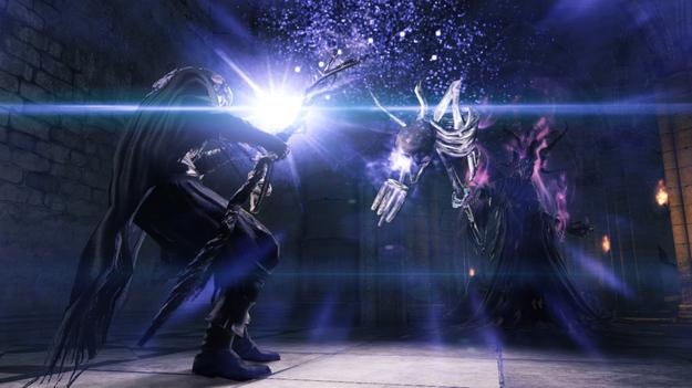 Обновленный двигатель Dark Souls 2 разрешил создателям добавить игре экспрессии