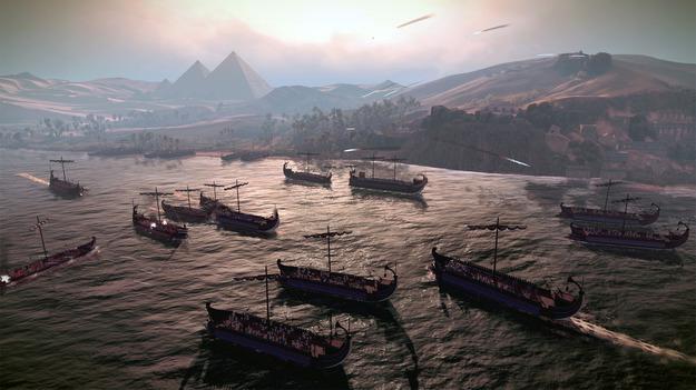 Total War: Rome II будет целиком новой игрой по сравнению с уникальной Rome