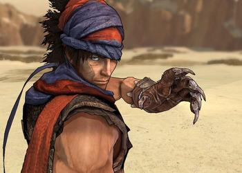 Ориентировочный снимок экрана новой игры Prince of Persia